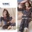 เสื้อผ้าเกาหลี พร้อมส่ง ชุดนอน Teddy Bear thumbnail 4