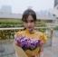 เดรสเกาหลี พร้อมส่ง เดรสยาว ผ้าชีฟองเนื้อ นุ่ม บางพริ้ว thumbnail 9