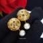 พร้อมส่ง Christian Dior Earring ต่างหูคริสเตียนดิออ thumbnail 2