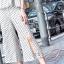 เสื้อเกาหลีแขนกุด+กางเกงขายาว พร้อมส่ง thumbnail 8
