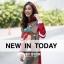 เดรสเกาหลี พร้อมส่ง มินิเดรส ทรง over size thumbnail 14