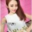 เดรสเกาหลี พร้อมส่ง เดรสปักลายดอกไม้ ผึ้งกับผีเสื้อ thumbnail 9