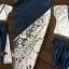 พร้อมส่ง เสื้อสีขาว+กางเกงสียีนส์ thumbnail 2
