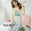 เสื้อผ้าแฟชั่นเกาหลี พร้อมส่ง หมีแบร์อบอุ่น เสื้อ+กางเกง thumbnail 2