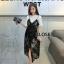 พร้อมส่ง Set mini dress + เดรสสายเดี่ยว thumbnail 1