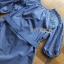 พร้อมส่ง เสื้อผ้าคอตตอนลายตารางปักลายดอกไม้ thumbnail 8
