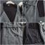 เสื้อผ้าเกาหลี พร้อมส่ง เสื้อผ้ายืด+เอี้ยมกระโปรงทรงสูท thumbnail 11