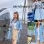 เดรสเกาหลี พร้อมส่ง Mini Dress ชุดมินิเดรสยีนส์ thumbnail 2