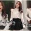 พร้อมส่ง เสื้อแฟชั่นเกาหลีสไตล์เจ้าหญิง thumbnail 6