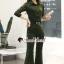 เสื้อผ้าเกาหลี พร้อมส่ง เสื้อลุค Working Woman thumbnail 1