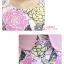 พร้อมส่ง เสื้อสูทและเดรสลายดอกไม้ thumbnail 9