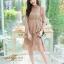 ชุดเดรสลูกไม้ พร้อมส่ง Lace Dress ทรงบาน thumbnail 17