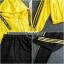 เสื้อผ้าเกาหลี พร้อมส่ง เสื้อคลุมมีฮู้ดกับกางเกงเอวยางยืด thumbnail 6