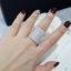 พร้อมส่ง Diamond Ring งานเพชร CZ แท้ thumbnail 6