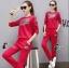 เสื้อผ้าเกาหลี พร้อมส่ง เสื้อลาย Fashion YulinGer thumbnail 1