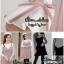 ชุดเดรสเกาหลี พร้อมส่ง MINI dress ไหมพรม thumbnail 6
