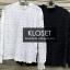 เสื้อเกาหลี พร้อมส่ง เสื้อลูกไม้ งาน Knit ลายดอกไม้ thumbnail 15