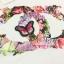 พร้อมส่ง พิมพ์ลายดอก มีผีเสื้องานปัก เสื้อผ้าแฟชั่น thumbnail 12