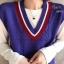 เสื้อผ้าเกาหลี พร้อมส่ง เสื้อยืดกับเสื้อกั๊ก thumbnail 5
