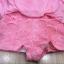 พร้อมส่ง Short Jumpsuit สีชมพูหวานแหวว thumbnail 15