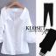 เสื้อผ้าแฟชั่นเกาหลี Zara shirt พร้อมส่ง thumbnail 4