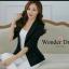 เสื้อเกาหลี พร้อมส่ง เสื้อสูทใส่ทำงาน thumbnail 7