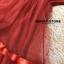 ชุดเดรสเกาหลี พร้อมส่ง เดรสผ้ายืด กระโปรงระบายเป็นชั้น thumbnail 14