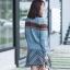 เสื้อผ้าแฟชั่นเกาหลี SET ไหมพรม พร้อมส่ง thumbnail 14