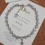 พร้อมส่ง Christian Dior Necklace สร้อยคอดิออ thumbnail 1