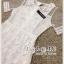ชุดเดรสเกาหลี พร้อมส่ง Dress ชุดกระโปรงสุดหวานสีขาว thumbnail 10