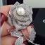 พร้อมส่ง เข็มกลัดเพชรดอกกุหลาบประดับมุก thumbnail 3