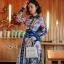ชุดเดรสเกาหลี พร้อมส่ง Dress Dolce&Gabbana thumbnail 5