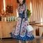ชุดเดรสเกาหลี พร้อมส่ง Dress Dolce&Gabbana thumbnail 2