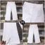 เสื้อผ้าเกาหลี พร้อมส่ง เสื้อสูทขาวปลายขนนก thumbnail 4