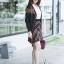 เสื้อผ้าแฟชั่นเกาหลี SET ไหมพรม พร้อมส่ง thumbnail 16
