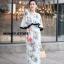 เสื้อผ้าเกาหลี พร้อมส่ง Kloset จั้มสูดสุดไฮคลาส thumbnail 5
