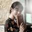 ชุดเดรสเกาหลี พร้อมส่ง Maxi Dress ผ้าชีฟอง ลายดอก thumbnail 9