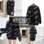 เสื้อเกาหลี พร้อมส่ง Kendall Jenner thumbnail 2