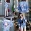 เสื้อเกาหลี พร้อมส่ง เสื้อแจ๊ตเกตปักลาย thumbnail 7