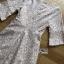 พร้อมส่ง เดรสคอวีผ้าลูกไม้สีชมพูอ่อน thumbnail 8