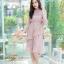 ชุดเดรสลูกไม้ พร้อมส่ง Lace Dress ทรงบาน thumbnail 5