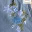 พร้อมส่ง เดรสยีนส์งานปักดอกไม้ thumbnail 14