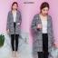 เสื้อเกาหลี พร้อมส่ง Chanel bz เสื้อคลุม thumbnail 13