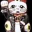 เสื้อเกาหลี พร้อมส่ง T-Shirt ลายแมว thumbnail 6