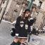 เดรสเกาหลี พร้อมส่ง เดรส ปักลายพระราชา thumbnail 3