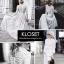 เสื้อเกาหลี พร้อมส่ง เสื้อลูกไม้ งาน Knit ลายดอกไม้ thumbnail 4