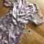 พร้อมส่ง เดรสผ้าปักดอกกุหลาบ thumbnail 10