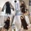 ชุดเดรสเกาหลี พร้อมส่ง เดรสผ้ามุ้ง แต่งเลื่อม ผูกโบว์ที่เอว thumbnail 4