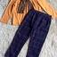 พร้อมส่ง เสื้อกับผ้าพันคอและกางเกง thumbnail 12