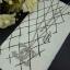 พร้อมส่ง Chanel Necklace & Brooch งานเพชร Swarovski thumbnail 3